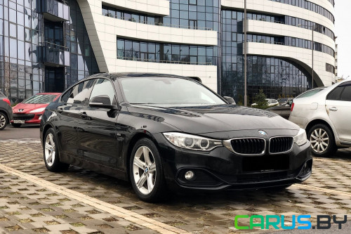 BMW 420 Spotr-Line
