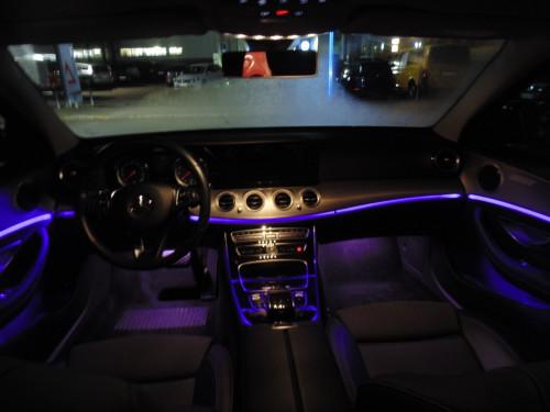 Mercedes-Benz E 220 AMG