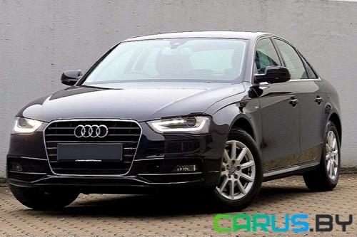 Аренда Audi A4
