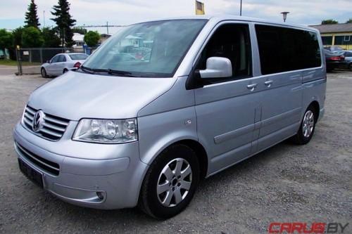 Аренда Volkswagen Multivan