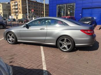 Аренда Mercedes-Benz E350 AMG