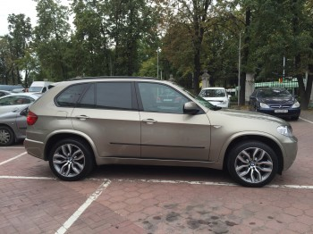 BMW X5 M-SPORT